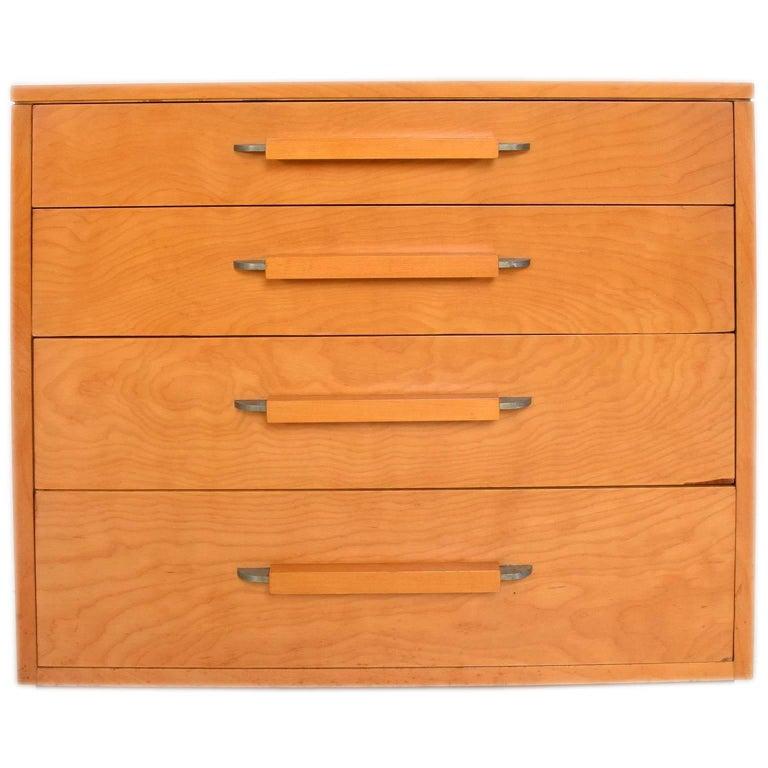 Eliel Saarinen Short Dresser Art Deco Mid-Century Period