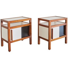 Nightstands by Andre Sornay