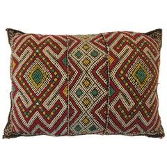 Moroccan Berber Tribal Pillow