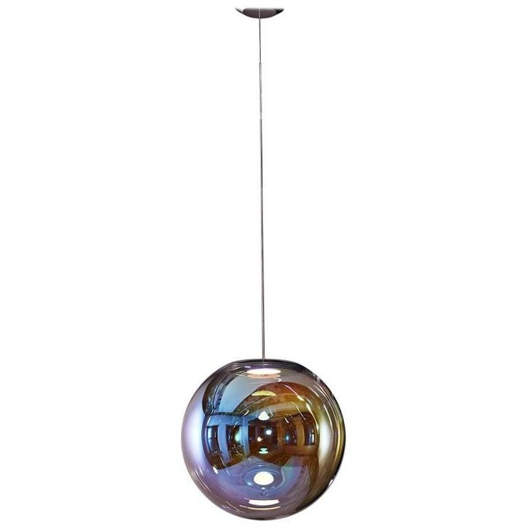 Iris Bubble Suspension, Sebastian Scherer
