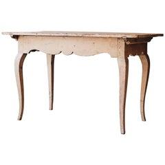 18th Century Rococo Console Table