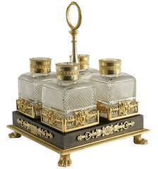 French Empire Period Fragrances Necessary Attributed to Ravrio, circa 1805-1810