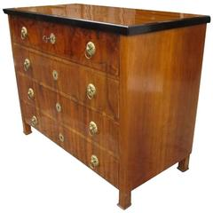 Biedermeier Commode Secretary, circa 1820