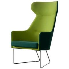 Bernt Petersen Model 1201 Easy Chair for GETAMA