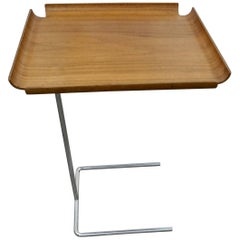 George Nelson Adjustable Tray Table