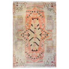 Fantastic Early 20th Century Khotan Rug