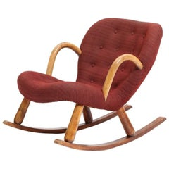 Clam Chair, Philip Arctander