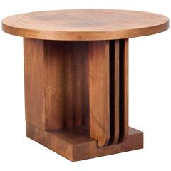 Sculptural Swedish Coffee Table