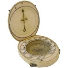 Sundial Diptyque, 18th Century