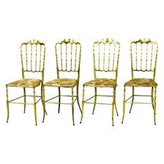 Italian Campanino Chair By Chiavari Giuseppe Gaetano