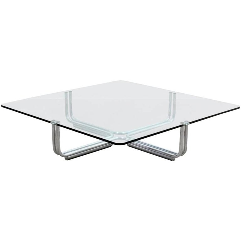 Cassina coffee table designed by italian designer - Coffee table italian design ...