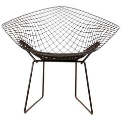 Harry Bertoia Diamond Chair, circa 1965