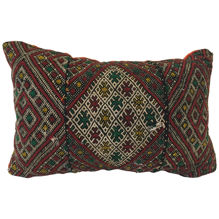 Throw Pillows Malum : Moroccan Tribal Throw Pillow For Sale at 1stdibs