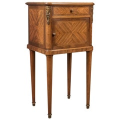 Antique Bedside Cabinet
