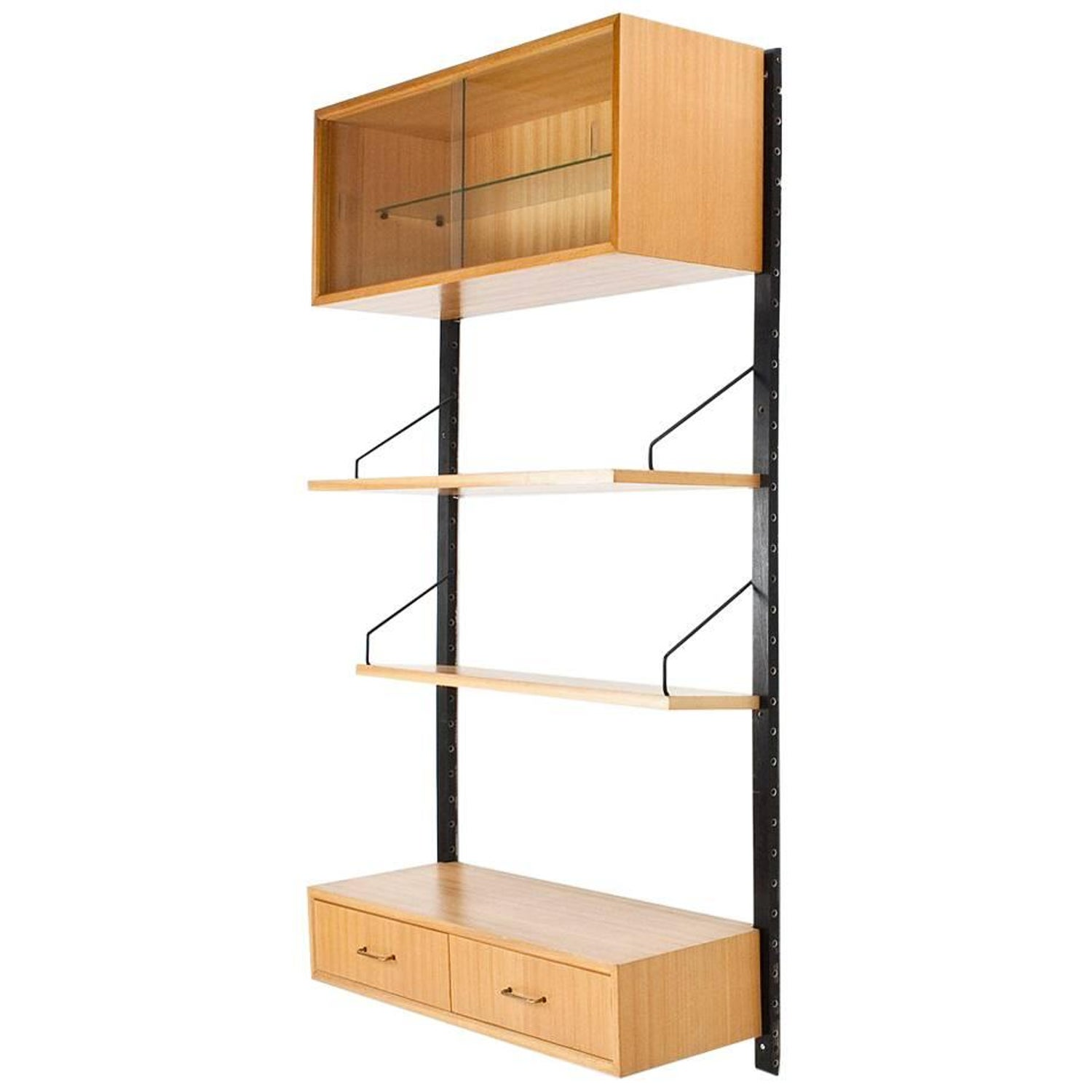the best rosewood cado shelf storage wall unitpoul cadovius at