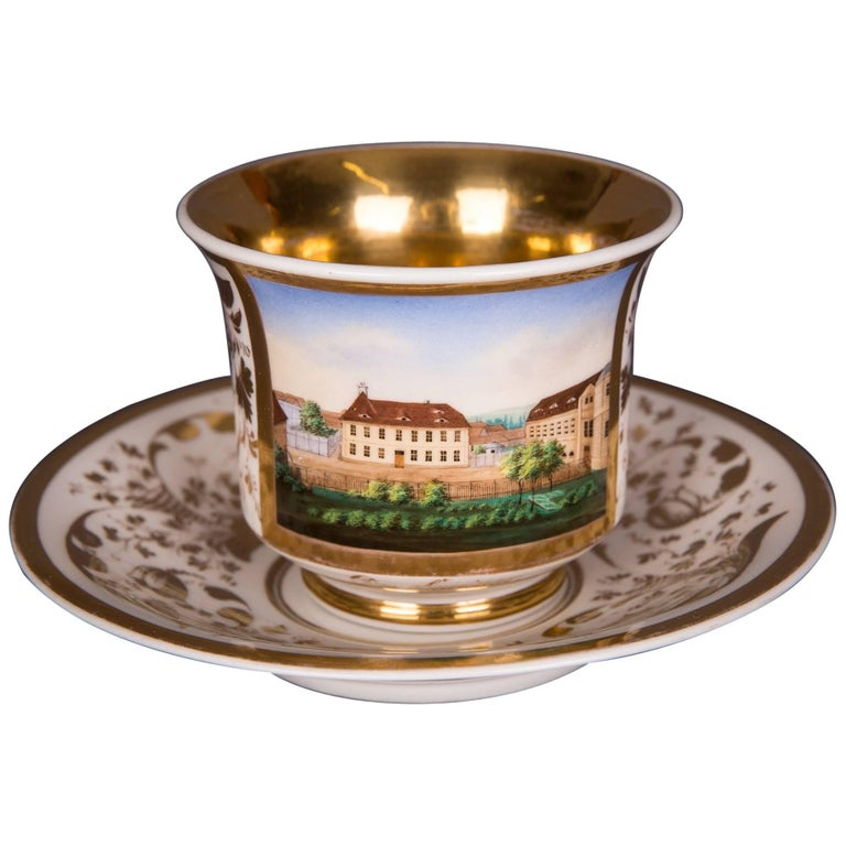Historical KPM Berlin Collection Cup