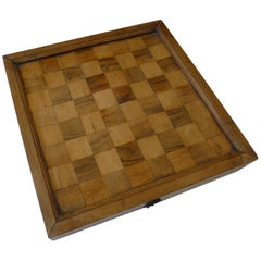 Game Board in Marquetry, 18th Century
