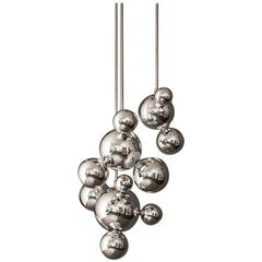 Falling Bubbles Chandelier, Design Luc Gensollen Made in France by Charles Paris