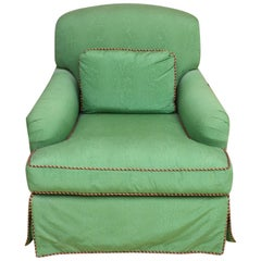 Elegant and Comfortable Club Chair by A. Rudin