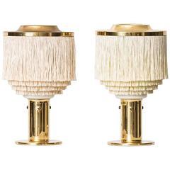 Hans-Agne Jakobsson Table Lamps Model B-145