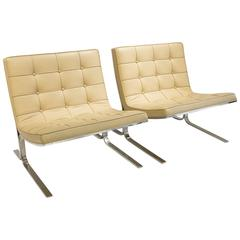 Pair of Nicos Zographos Chairs