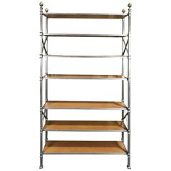 Maison Jansen Neoclassical Bookcase or Etagere