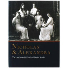 Nicholas and Alexandra, 1st Ed