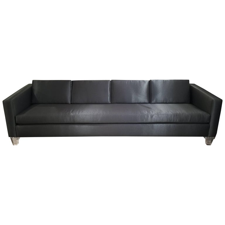 Vintage Sofa by Directional For Sale