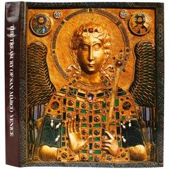 Treasury of San Marco, Venice First Edition by David Buckton