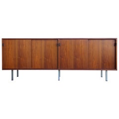 Florence Knoll Mid-Century Credenza