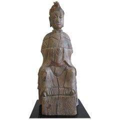 19th Century Buddha Statue