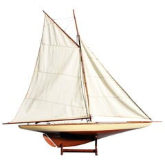 American Pond Boat