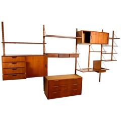 Cado Wall Unit Imported by Raymor