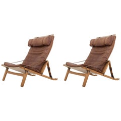 Fabricius & Kastholm PB 10 Lounge Chairs