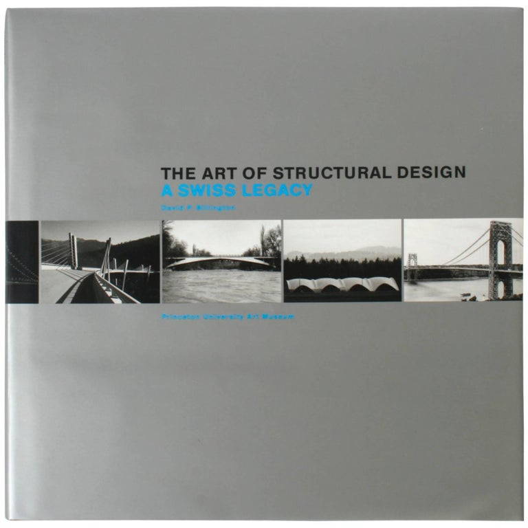 Art of Structural Design, a Swiss Legacy First Edition Pre-Publication