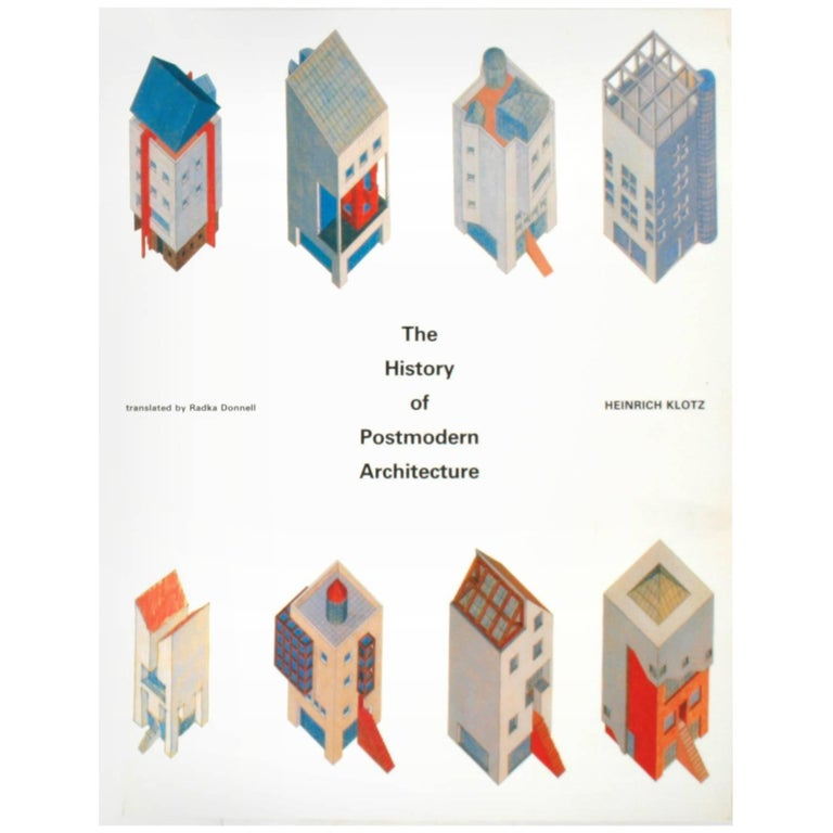 History of Postmodern Architecture 1st Edition