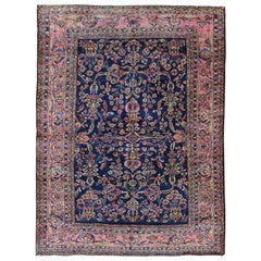 Persian Mahajaran Sarouk Carpet