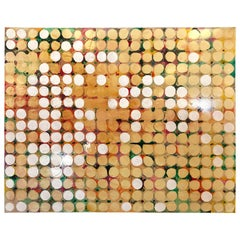 "Alan Fulle ""Fruit Farm"" Expansive Maximalist Painting, 2004"