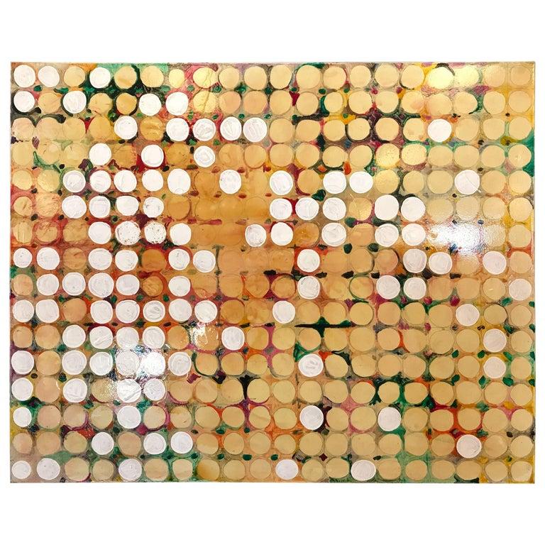 "Alan Fulle ""Fruit Farm"" Expansive Maximalist Painting, 2004 For Sale"
