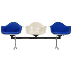 Eames Tandem Shell Chair Bench by Herman Miller