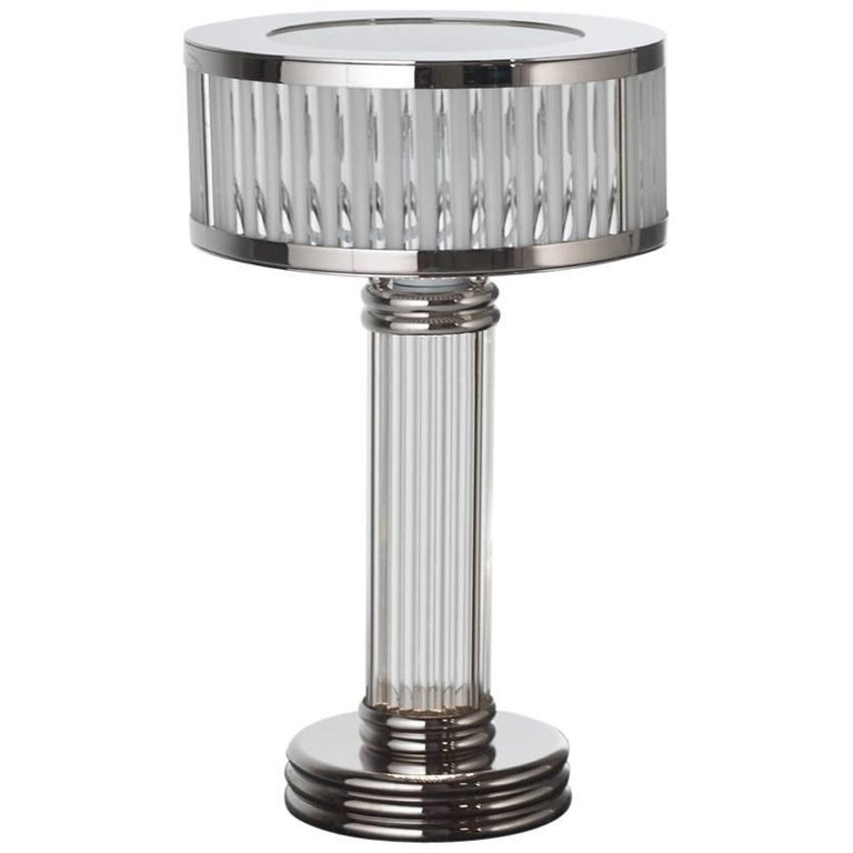 Art Deco Table Lamp For Sale