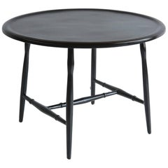 Solid Cast Metal Outdoor Windsor Cocktail Table