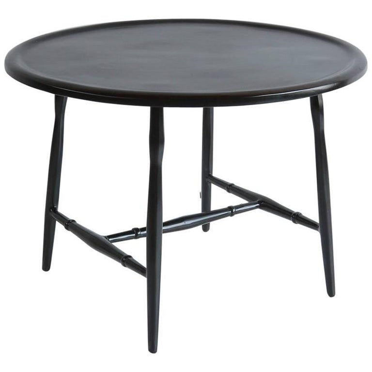 Sold Cast Metal Outdoor Windsor Cocktail Table 1