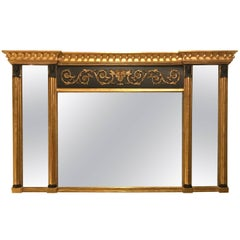 Federal Style over the Mantle or Console Mirror
