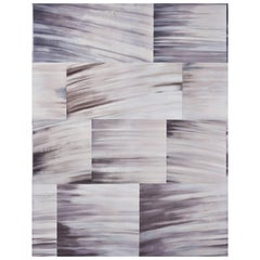 Schumacher David Kaihoi Blocks Abstract Natural Wallpaper Two Panel Set
