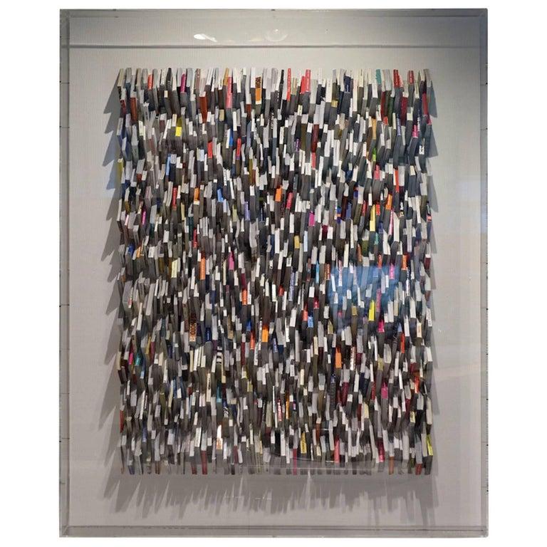 Artist Guy Leclef, Belgium, Contemporary