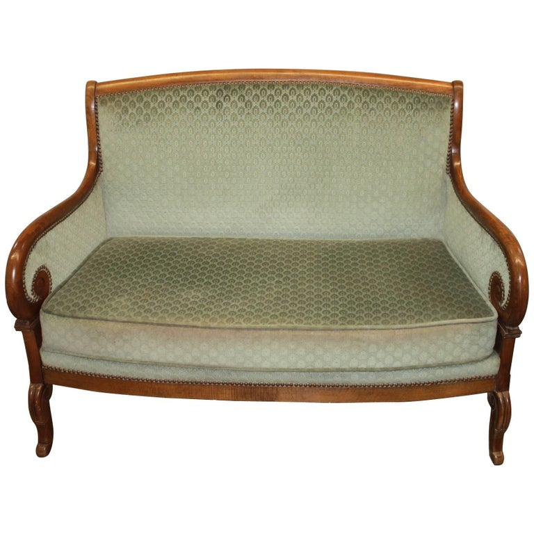 Restauration French Settee
