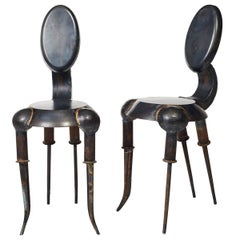 "Rare Pair of Tom Dixon ""Kitchen"", Designed 1989"
