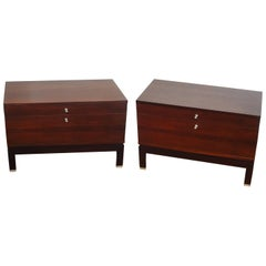 Pair of Side-Chests by M.I.M, Italy, 1960