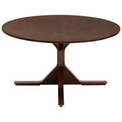 Model 522 Dining Table by Gianfranco Frattini for Bernini